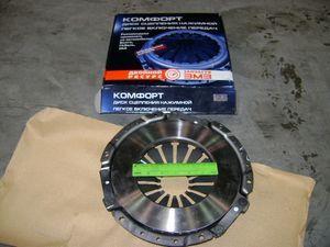 Корзина  сцепления диск нажимной ГАЗ дв. 406 (пр-во ЗМЗ) 406.1601090-05