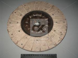 Диск сцепления ГАЗ 53 ведомый <ДК> 53-1601130