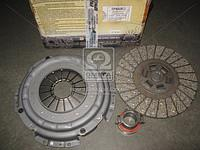 Диск сцепления нажимной ЗИЛ-130 с муфтой (пр-во ТРИАЛ)130-1601090
