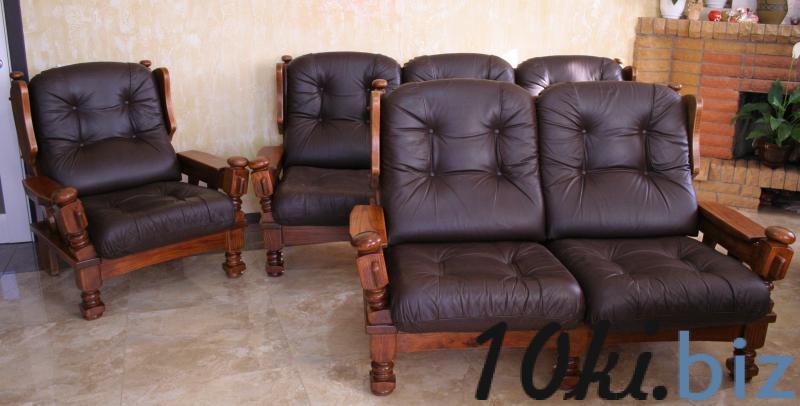 Кожаная мебель б/у из Европі