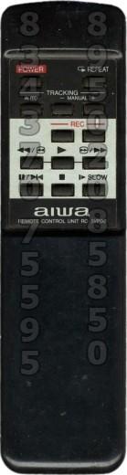 AIWA RC-5VP06