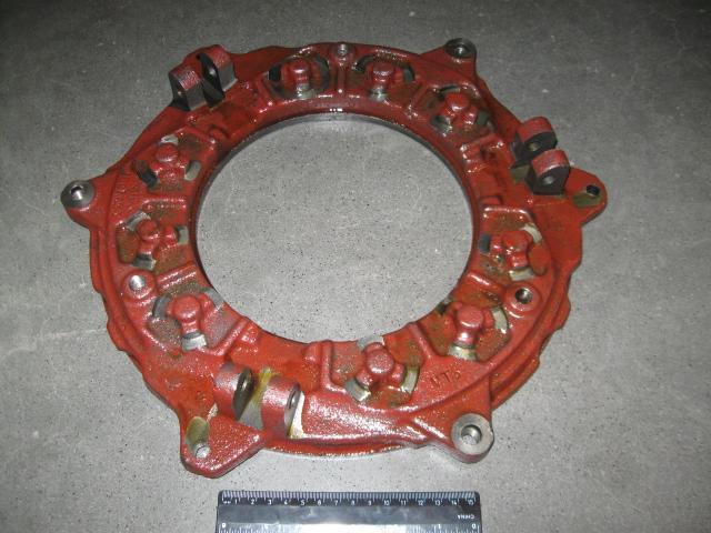 Фото Сцепление, Сцепление МТЗ Диск сцепления нажимной (85-1601093-Б) МТЗ 1221 (пр-во БЗТДиА)