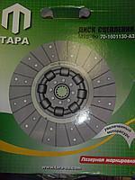 Фото Сцепление, Сцепление МТЗ Диск сцепления ведомый (70-1601130-А3) МТЗ-80, 82 усиленный (пружины) (пр-во ТАРА)
