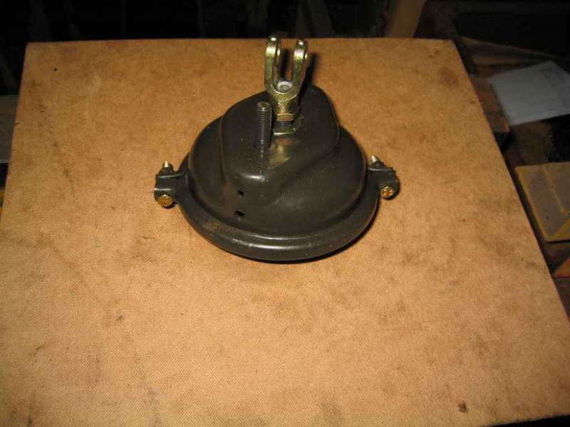 Камера тормозная передняя (100.3519110-20) ЗИЛ тип 20
