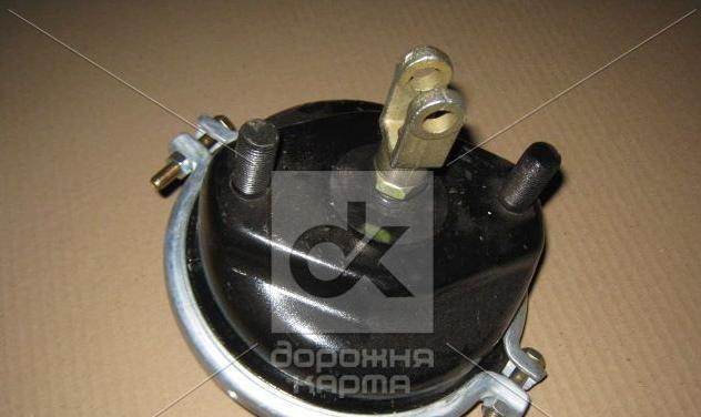 Камера тормозная передняя (100.3519210) тип 24 КамАЗ (вилет штока 25 мм) <ДК>