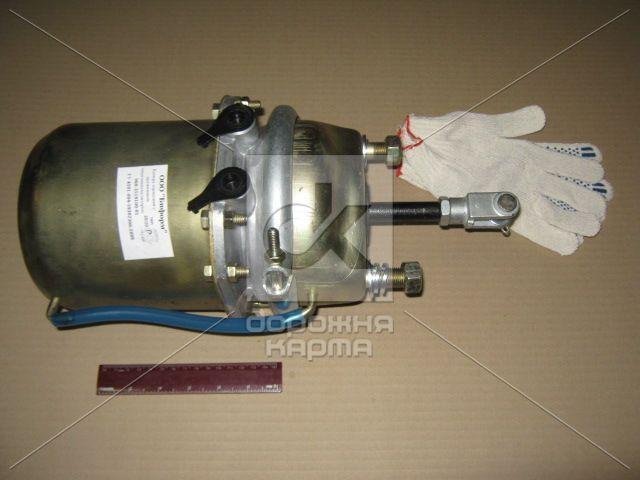 Камера тормозная с пружинный энергоаккумулятором (100.3519100-2) (в сб. тип 20/20) гальваніка <ДК>