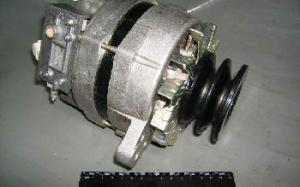 Генератор ГГ273В1-3 ГАЗ-3309 28В 1,25 кВт (пр-во Радиоволна)