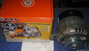 Генератор Е4216-13-3701010 ГАЗ (УМЗ-4216) 90а (под ремень AVX13) Elprom (пр-во ГАЗ)