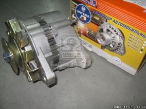 Генератор Е511-3701010 ГАЗ-3307 (ЗМЗ-511) 14В 45А Elprom (пр-во ГАЗ)