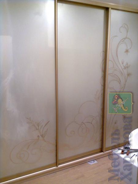 Шкафы-купе. Встроенные шкафы - Изготовление мебели на заказ в Харькове