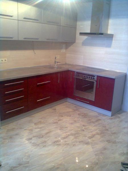 Изготовление кухонных гарнитуров для Вашей кухни