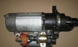 Стартер КАМАЗ Z=10 9КВТ 5432-3708000-10  редукторный, герметичный с доп. Реле (пр-во БАТЭ)
