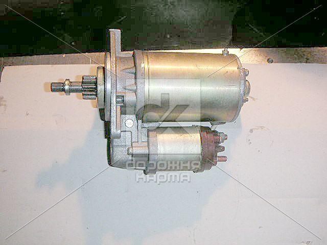 Стартер  ВАЗ-2108-2109, 2113-2115 на пост. магнитах 2109.3708010-01 (пр-во БАТЭ)