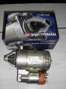 Стартер ВАЗ-2101-2107, 2121 (пр-во Электромаш)263.3708