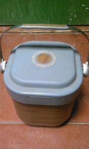 Фото антиквар, Посуда Термос контейнер