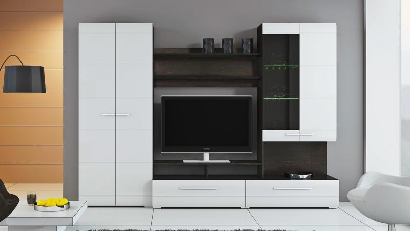 ТриЯ-«Вега» модульная мебель для гостиной