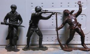 Фото антиквар, Игрушки Солдатики