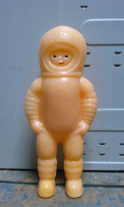 Фото антиквар, Игрушки Пупс,голыш космонавт