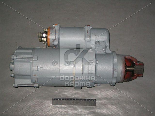 Стартер СТ142Т-3708000 МАЗ (аналог СТ25-01) Z=11 на дв. Вып. До 06.2003 (пр-во БАТЭ)