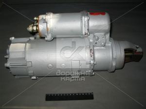 Стартер СТ142Т-3708000-10 МАЗ (аналог СТ25-20) Z=10 на дв. вып. После 06.2003 (пр-во БАТЭ)