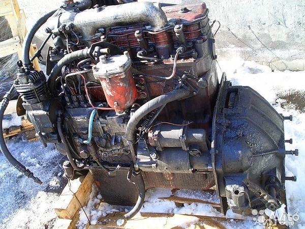 Ремонт двигателей Д-240/243