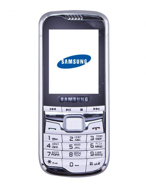 Мобильный телефон Samsung C19 белый