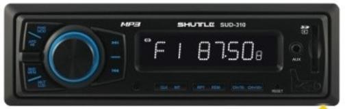 Автомагнитола SHUTTLE SUD-310