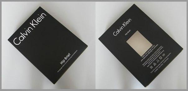 Коробка чёрная Calvin Klein