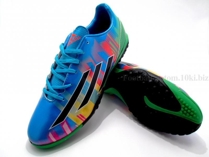Сороконожки Взрослые Adidas Messi оптом (дропшипинг)