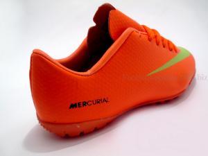 Фото ФУТБОЛЬНАЯ ОБУВЬ, - Сороконожки Сороконожки Детские Nike Mercurial оптом (дропшипинг)