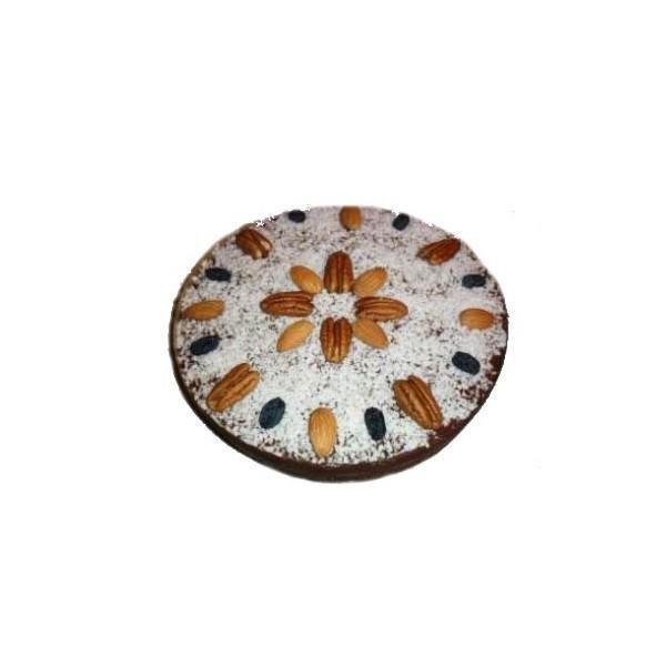 """Сыроедческий Торт """"Шоколадный"""""""