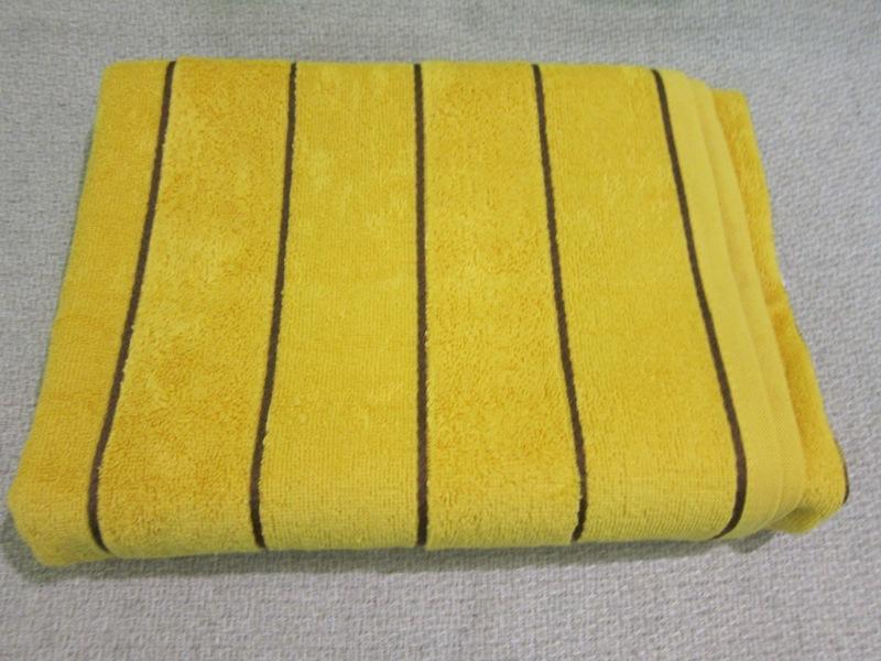 Полотенце махровое 70х130 в ассортименте
