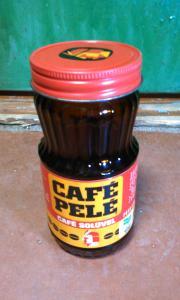 Фото антиквар, Посуда Банка из под кофе Пеле (CAFE PELE)