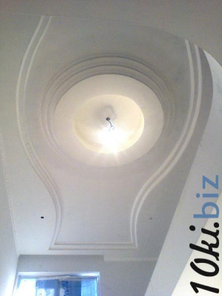 Гипсокартонные работы в Самаре Монтаж гипсокартонных конструкций в Самаре