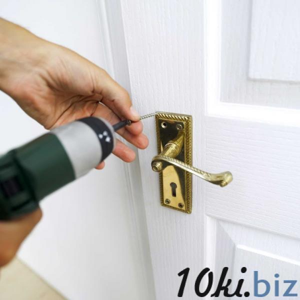 Отделка откоса дверей  купить в Ставрополе - Услуги по строительству с ценами и фото