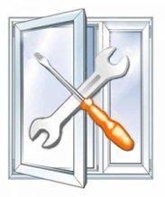 Фото Мелкий ремонт окон и прочее Замена фурнитуры окна с врезкой