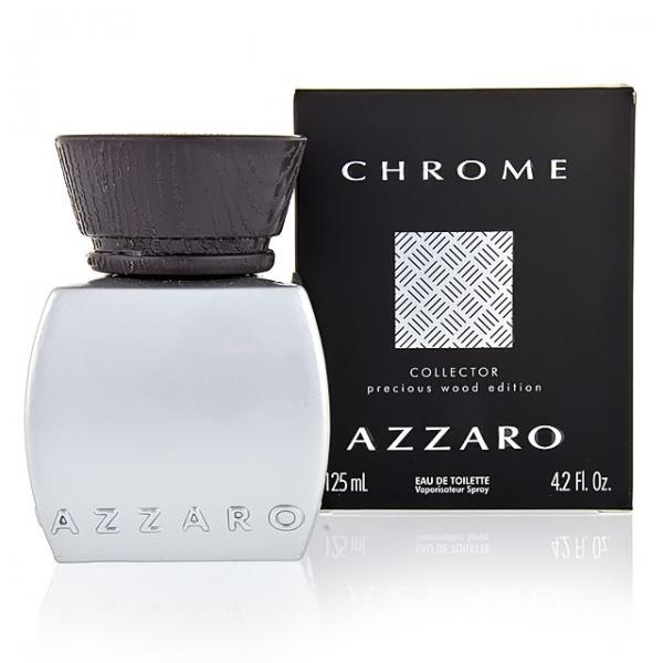 Туалетная вода Azzaro -Chrome Collector Precious Wood Edition, 125 ml