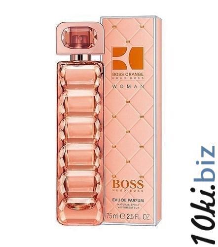 Парфюмированная вода Hugo Boss Boss Orange EDP Woman, 75ml Парфюмерия женская в России