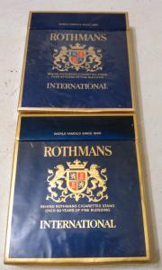 Фото антиквар, Фумофилия Пачка от сигарет Rothmans