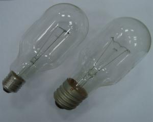 Фото лампочки накаливания лампа накаливания УЛН 300W Е 40  220V