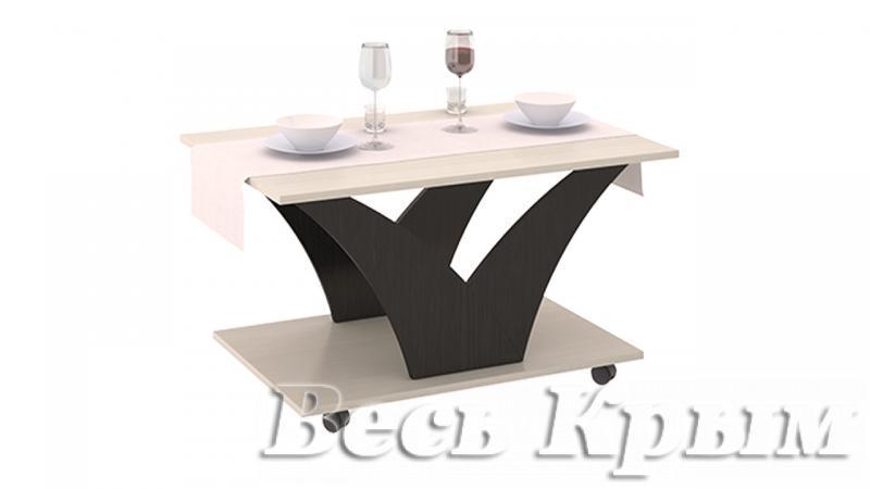 ТриЯ-Стол журнальный выкатной тип 4 Журнальные и кофейные столики в Крыму