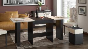 Фото Обеденные группы(столы и стулья) Стол обеденный раздвижной «Кельн Т2»(ТриЯ)