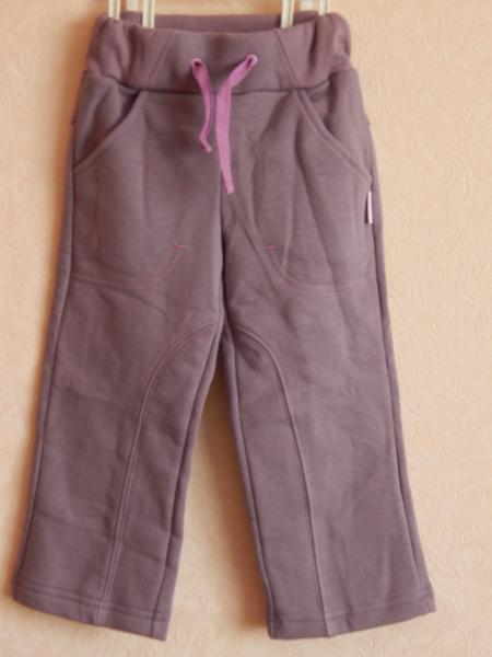 Теплые штанишки с начесом