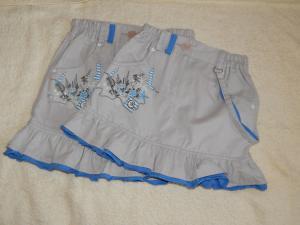 Фото Платья, сарафаны, юбки Юбка с рюшей