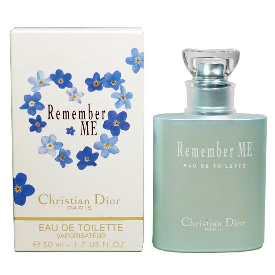 Туалетная вода Christian Dior Remember Me, 50ml