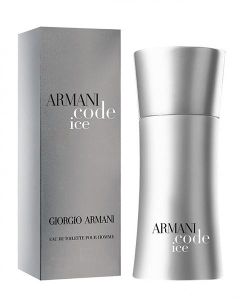 Туалетная вода Giorgio Armani Code Ice, 100 ml