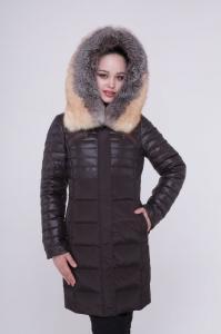 Фото Женский ассортимент 3440 BlackDaffodil - Женское пальто