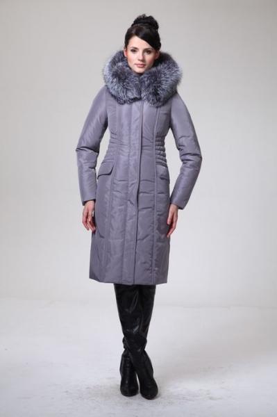 3479 BlackDaffodil - Женское пальто