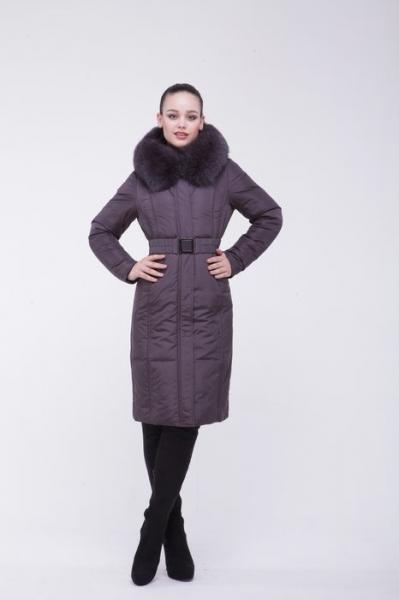 3499 BlackDaffodil - Женское пальто