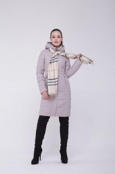 4122 BlackDaffodil - Женское пальто